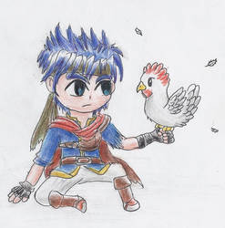 Toon Ike by kanineious