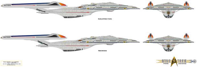 Enterprise-E front view
