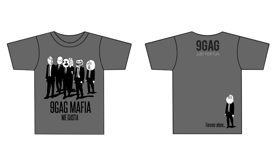 9gag mafia shirt by terrarus on deviantart for Architecture students 9gag