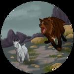 Goat chase