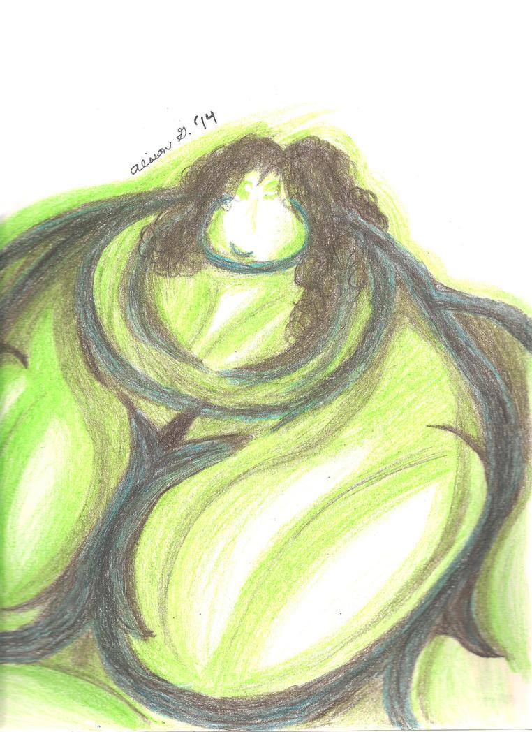 Green by BlimpGirl
