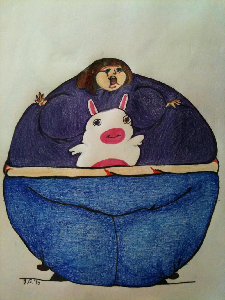 Rabbid-T by BlimpGirl