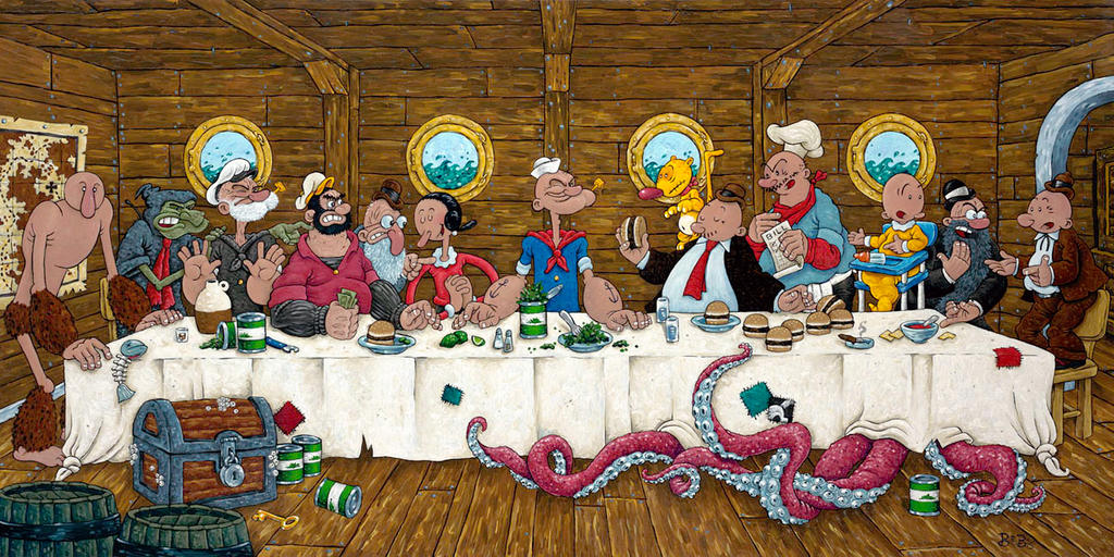 Supper at Sea