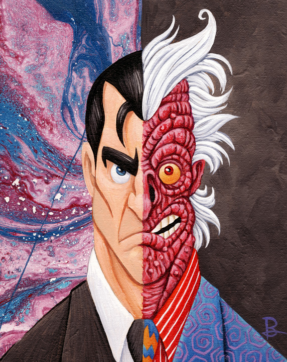 Two Face by ATLbladerunner