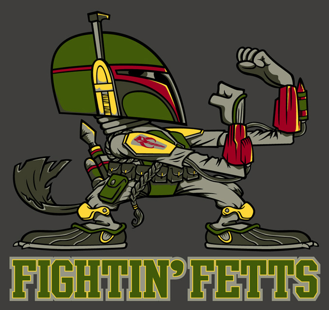 Fightin' Fetts by ATLbladerunner
