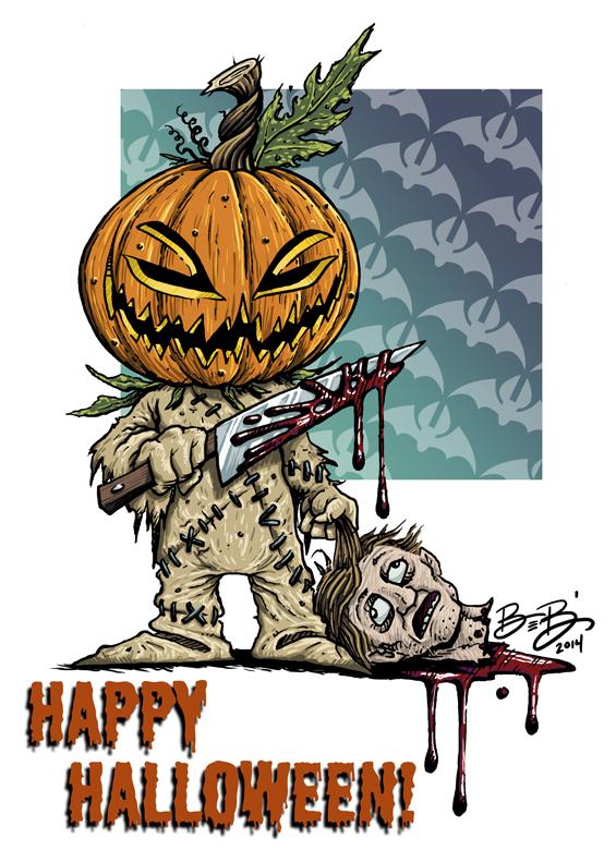 Halloween 2014 by ATLbladerunner