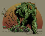 swamp thing color