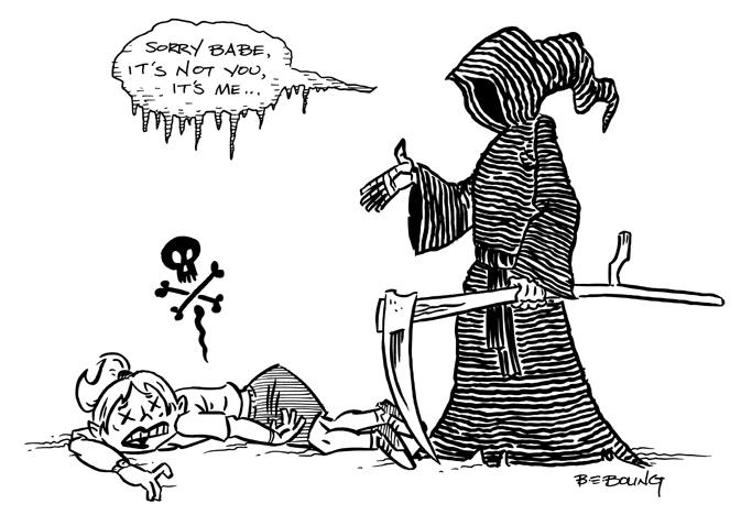 hilarious grim reaper gag by ATLbladerunner on DeviantArt