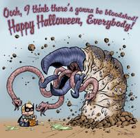 Happy Halloween 2006 by ATLbladerunner