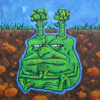 broccoli by ATLbladerunner