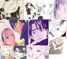 Sasusaku Love (doujin/doujinshi) by HitoriLoveNejiHina