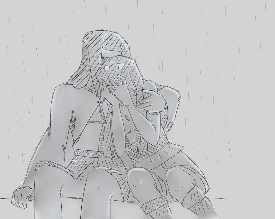 I miss you nii san by HitoriLoveNejiHina