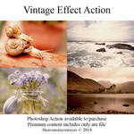Vintage Effect Action. (Top Seller)