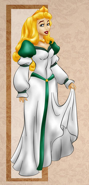 Aurora as Odette (color)