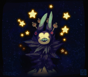 Starlight Night by Vyrron