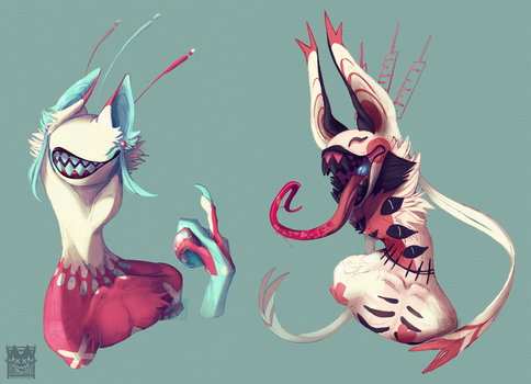 Commisions for TeethViscera