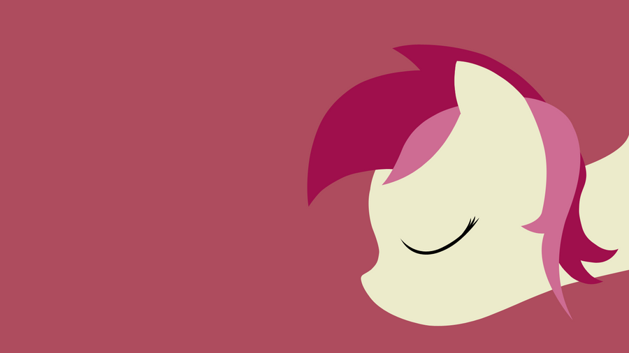 Wallpaper - Roseluck by Boa52