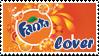 Fanta Lover Stamp