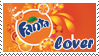 Fanta Lover Stamp by LolithaLolita