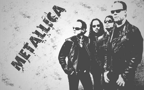 Metallica Wallpaper by PiroRM