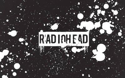 Radiohead wallpaper by PiroRM