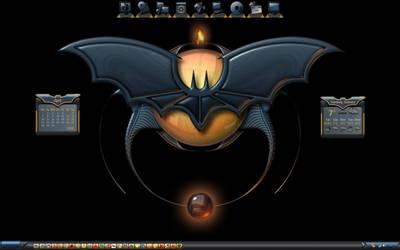 Dark Knight by Lovely62