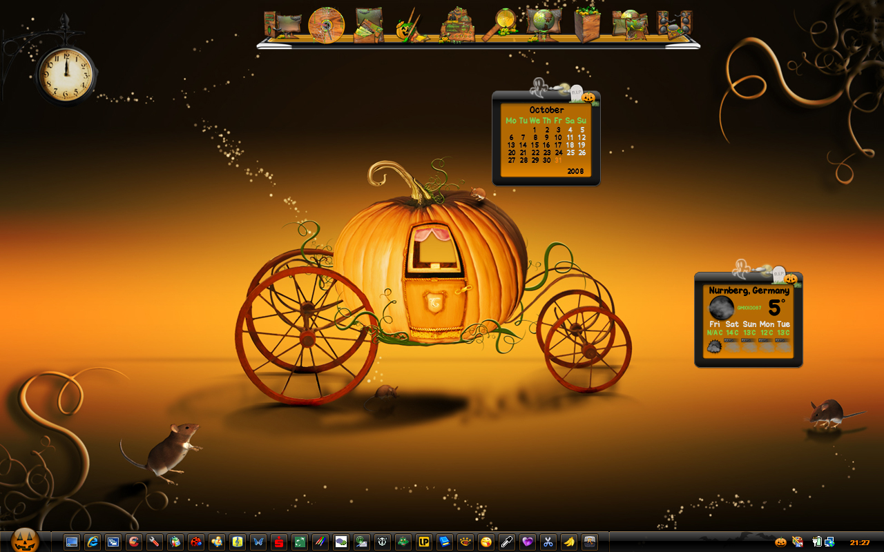 Halloweeeeeny by Lovely62