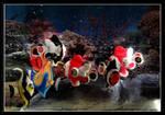 My goldfish... by Yancis