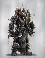 Demon Hunter by DMBoyleDesign