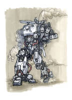Mecha by DMBoyleDesign