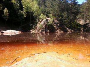 Sulfuric Lake