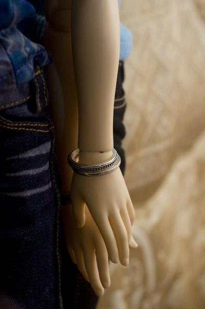 Bracelet by Mahou-Koneko