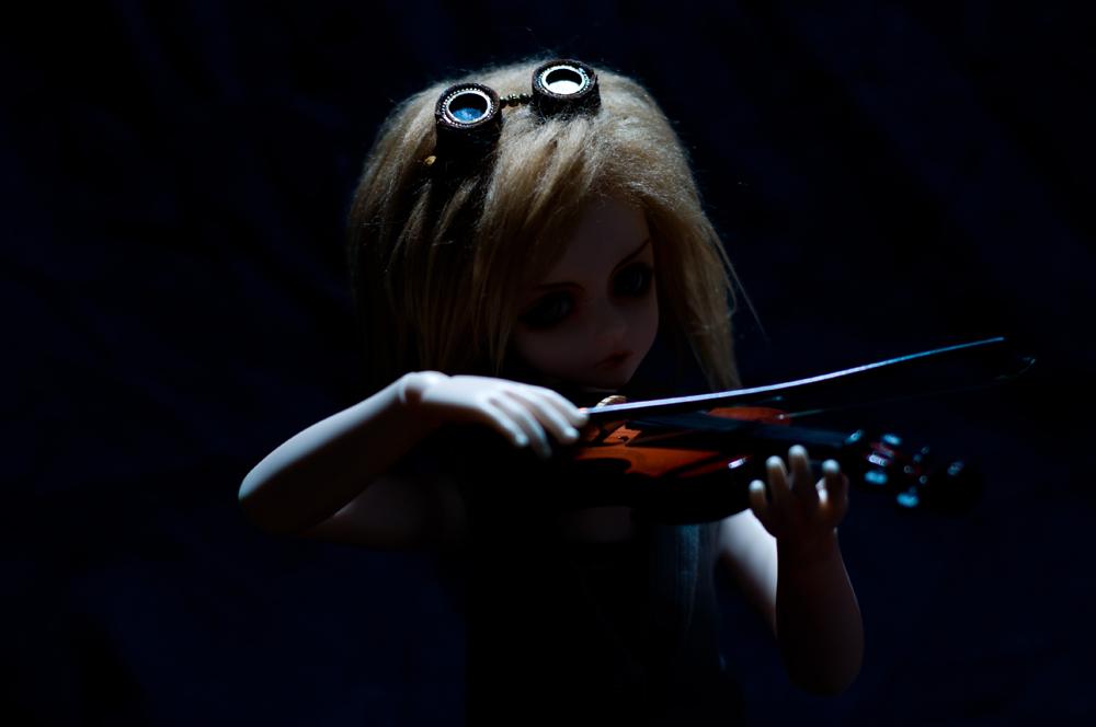 Nocturne by Mahou-Koneko