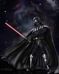 Vader by RadiantSky