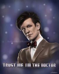 Dr. Who by RadiantSky