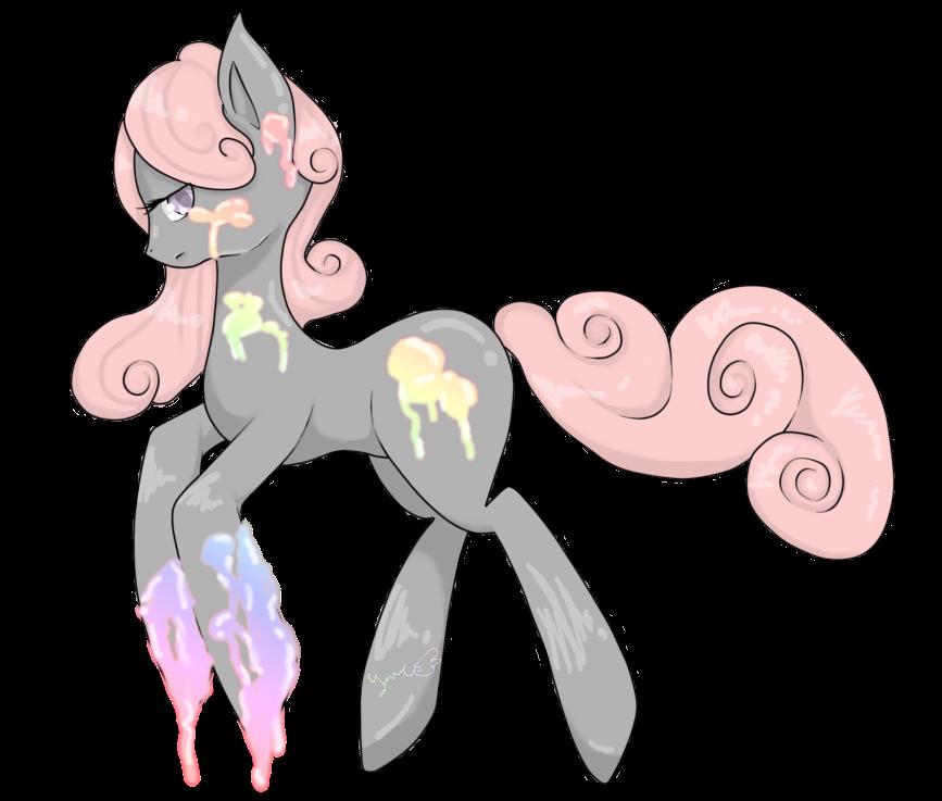 PastelJam Pony Adopt by yumehari
