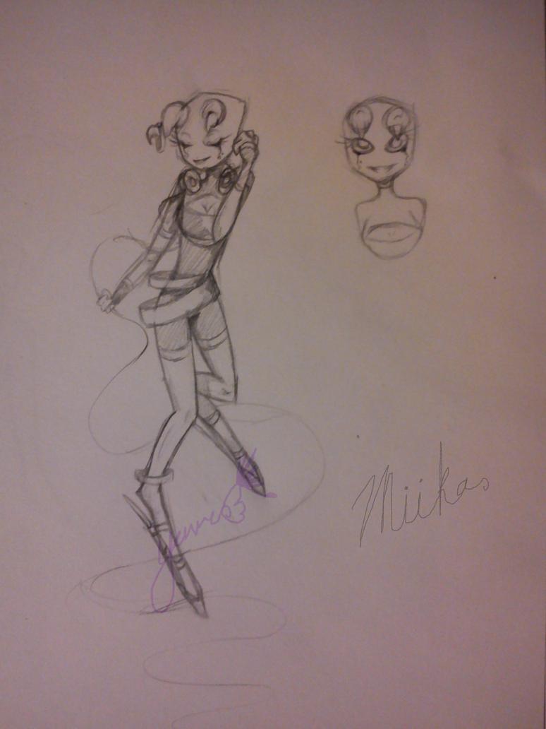 Miika by yumehari