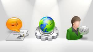 ISpeech icon design