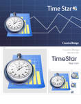 Time Star icon