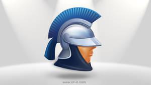 Trojan app icon by rachel1009