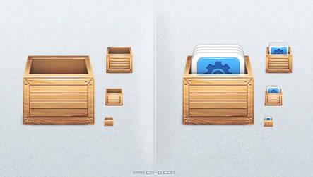 Custom MAC APP icon by rachel1009