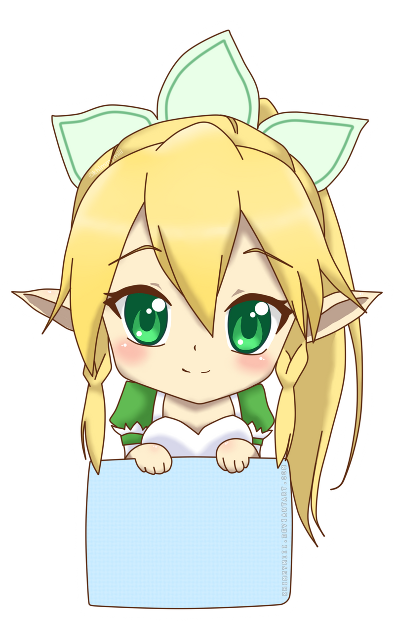 Project Chibi SAO Tag - Lyfa by khimmymiii