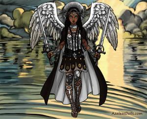 Character Ideas! Epic Angel by AzaleasDolls