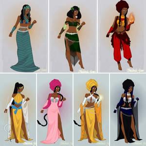 Avatars of the Sapphire