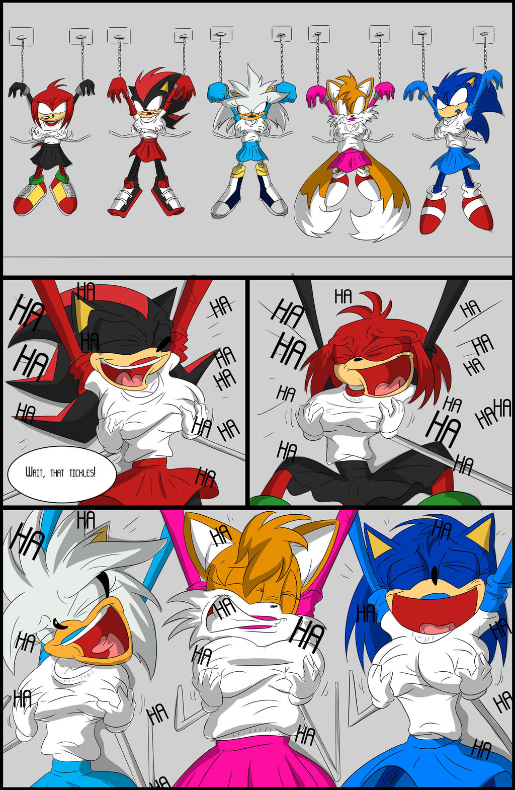 Sonic Tgroes Page 2 By Tfsubmissions On Deviantart