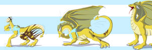 I Believe I Can Fly_Dragon TF by TFSubmissions