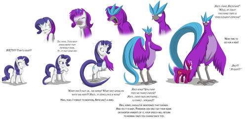 A Rarity Articuno TF Part 1 by TFSubmissions