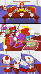 Spiny Sisters TG/TF Page 28
