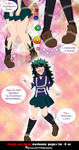 My Bimbo Academia TG Page 7 by TFSubmissions