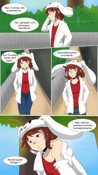My Makeshift Daughter TG Page 14